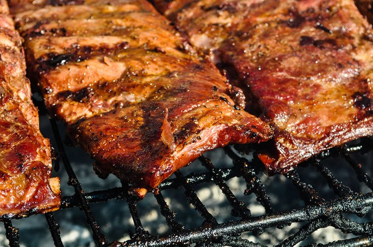 how to cook ribs in a pellet smoker
