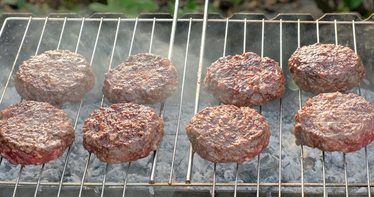 can you cook hamburgers on a pellet grill